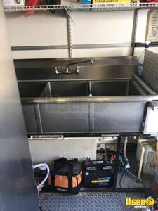 2007 Southwest 28' Kitchen Food Trailer Shore Power Cord Michigan for Sale