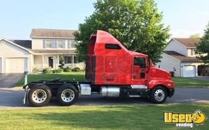 2007 T600 Sleeper Cab Semi Truck Kenworth Semi Truck 2 Pennsylvania for Sale