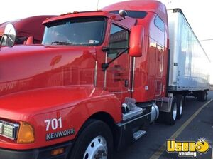 2007 T600 Sleeper Cab Semi Truck Kenworth Semi Truck 7 Pennsylvania for Sale