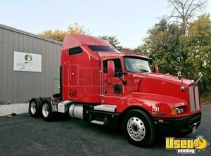 2007 T600 Sleeper Cab Semi Truck Kenworth Semi Truck Pennsylvania for Sale