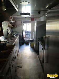 2007 Utilimaster Kitchen Food Truck All-purpose Food Truck Stainless Steel Wall Covers Tennessee for Sale
