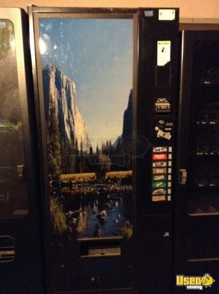 2007 Vendo 576 Vendo Soda Machine 2 Arizona for Sale - 2