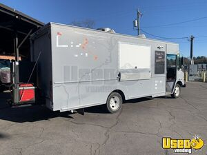 2007 W42 Step Van Barbecue Kitchen Food Truck All-purpose Food Truck Concession Window Virginia Gas Engine for Sale