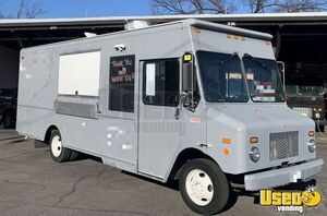 2007 W42 Step Van Barbecue Kitchen Food Truck All-purpose Food Truck Virginia Gas Engine for Sale