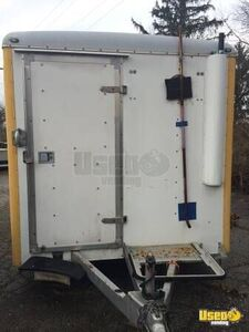 2007 Wells Cargo All-purpose Food Trailer Flatgrill Ohio for Sale