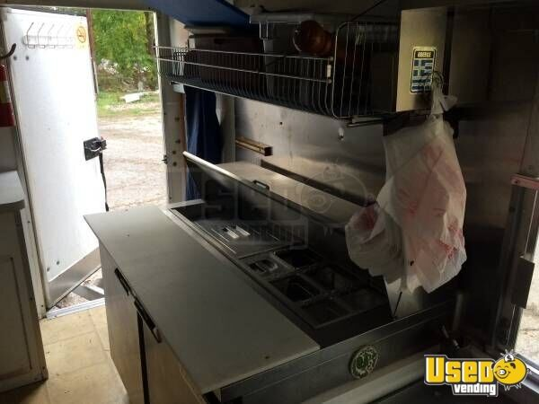 2007 Wells Cargo All-purpose Food Trailer Hand-washing Sink Ohio for Sale - 13
