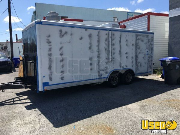 2007 Wells Cargo All-purpose Food Trailer Oven North Carolina for Sale