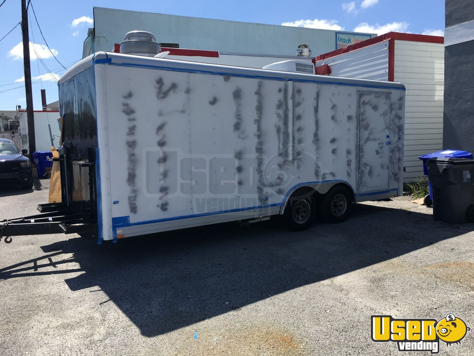 2007 Wells Cargo All-purpose Food Trailer Oven North Carolina for Sale - 15