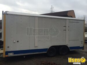 2007 Wells Cargo All-purpose Food Trailer Refrigerator Ohio for Sale