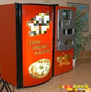 2007 Wonder Pizza Other Snack Vending Machine 5 California for Sale