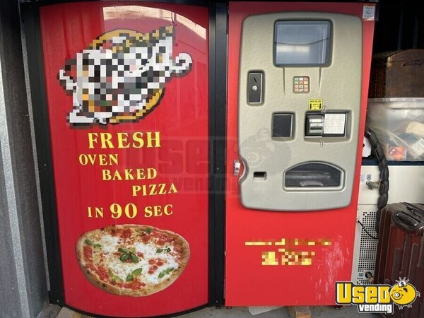 2007 Wonder Pizza Other Snack Vending Machine California for Sale