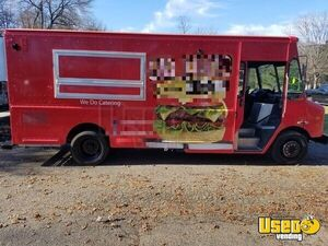 2007 Workhorse Kitchen Food Truck All-purpose Food Truck Concession Window New Jersey Gas Engine for Sale