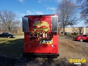 2007 Workhorse Kitchen Food Truck All-purpose Food Truck Diamond Plated Aluminum Flooring New Jersey Gas Engine for Sale