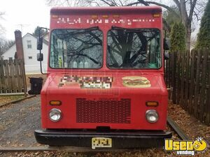 2007 Workhorse Kitchen Food Truck All-purpose Food Truck Floor Drains New Jersey Gas Engine for Sale