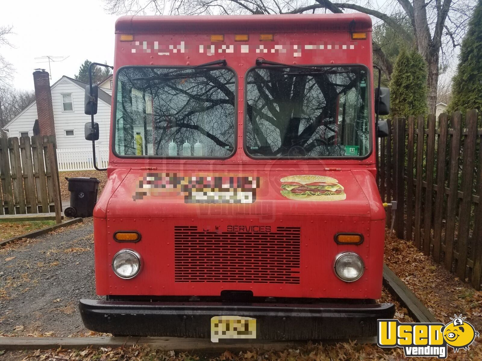 2007 Workhorse Kitchen Food Truck All-purpose Food Truck Floor Drains New Jersey Gas Engine for Sale - 5