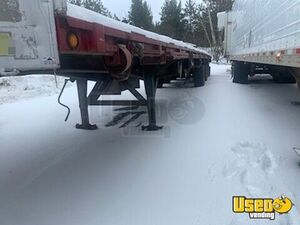 2008 53' Flatbed Semi Trailer Flatbed Trailer 4 Ontario for Sale