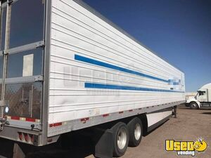 2008 53' Reefer Semi Trailer With Carrier Unit Reefer Trailer 2 Arizona for Sale