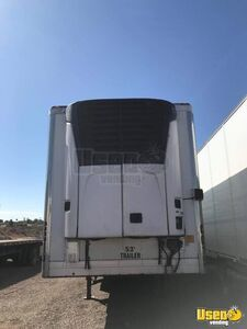 2008 53' Reefer Semi Trailer With Carrier Unit Reefer Trailer 4 Arizona for Sale