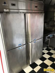 2008 Bbq Concession Trailer Kitchen Food Trailer Flatgrill Illinois for Sale