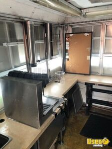 2008 Cew162 Mobile Food Concession Trailer Concession Trailer Fire Extinguisher Ohio for Sale
