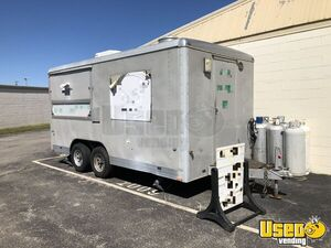 2008 Cew162 Mobile Food Concession Trailer Concession Trailer Ohio for Sale