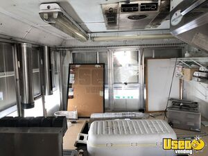 2008 Cew162 Mobile Food Concession Trailer Concession Trailer Work Table Ohio for Sale