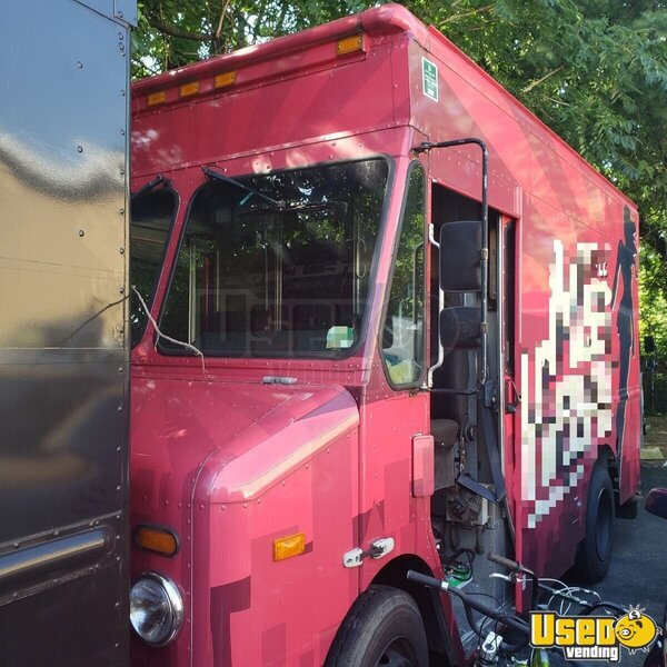 2008 Chevy Workhorse Coffee & Beverage Truck District Of Columbia Gas Engine for Sale