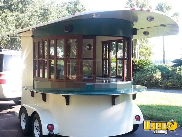 Mobile Coffee Shop Trailer For Sale In Florida