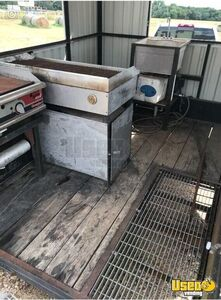 2008 Custom Made All-purpose Food Trailer Concession Window Texas for Sale