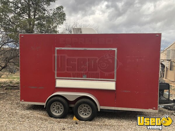 2008 Cw Beverage - Coffee Trailer Arizona for Sale