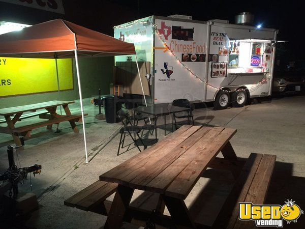 2008 Food Concession Trailer Kitchen Food Trailer Air Conditioning Texas for Sale