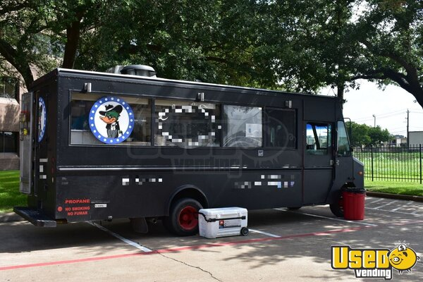 2008 Ford Box Truck All-purpose Food Truck Texas Gas Engine for Sale