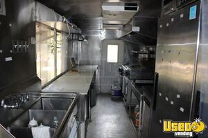 2008 Freightliner Mt-45 All-purpose Food Truck Upright Freezer Texas Diesel Engine for Sale