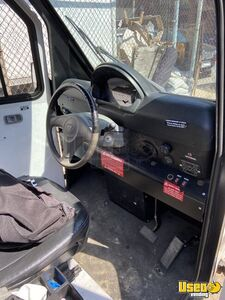 2008 Go4 Interceptor Mini Food/beverage Truck All-purpose Food Truck A/c Power Outlets New York Gas Engine for Sale