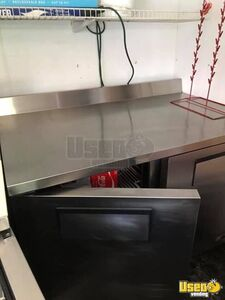 2008 Kitchen Food Trailer Kitchen Food Trailer Cash Register Virginia for Sale