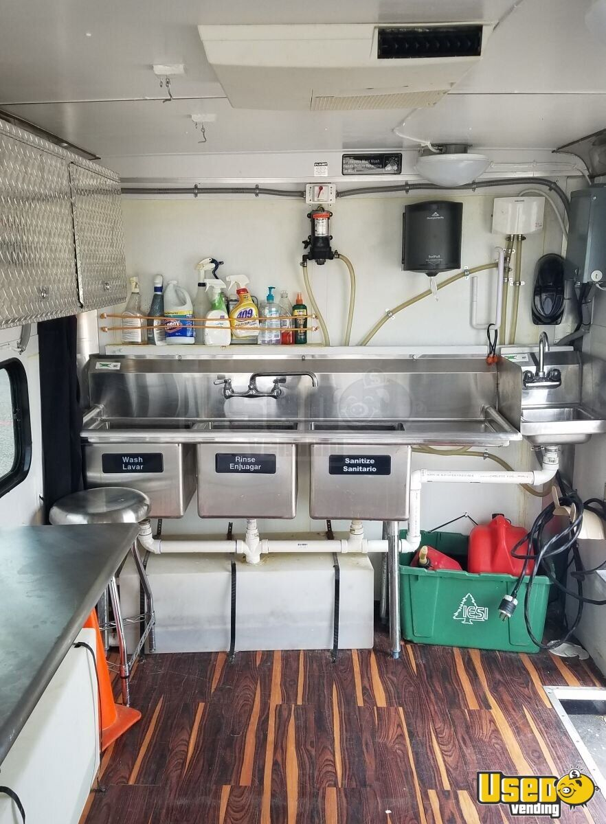 2008 Pace American Cs716ta2 All-purpose Food Trailer Generator Texas for Sale - 8