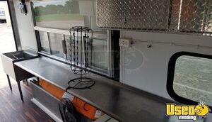 2008 Pace American Cs716ta2 All-purpose Food Trailer Prep Station Cooler Texas for Sale
