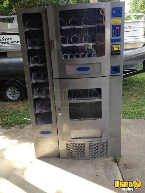 2008 Purco Od16s Antares Office Deli Vending Combo Texas for Sale