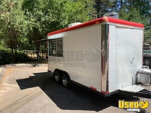 2008 Sanchez Trailers 7x14 All-purpose Food Trailer Air Conditioning California for Sale