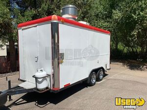 2008 Sanchez Trailers 7x14 All-purpose Food Trailer Concession Window California for Sale