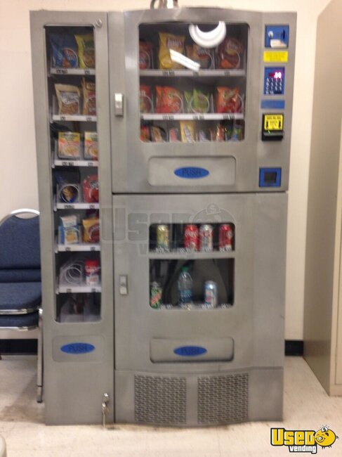 2008 Seaga Antares Office Deli Vending Combo Nevada for Sale