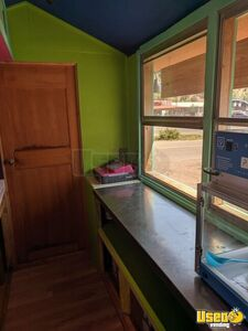 2008 Shaved Ice Concession Trailer Snowball Trailer Spare Tire Colorado for Sale
