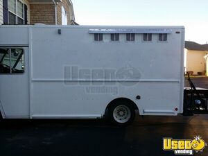 2008 Step Van Kitchen Food Truck All-purpose Food Truck Concession Window Ohio Diesel Engine for Sale