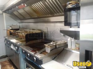 2008 Step Van Kitchen Food Truck All-purpose Food Truck Insulated Walls Ohio Diesel Engine for Sale