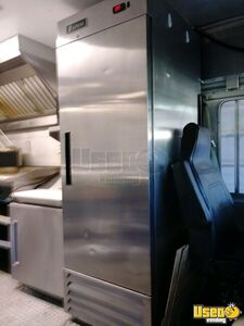 2008 Step Van Kitchen Food Truck All-purpose Food Truck Prep Station Cooler Ohio Diesel Engine for Sale
