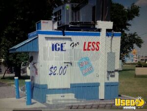 2008 The Ice Cube Bagged Ice Machine 3 Kentucky for Sale