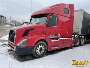 2008 Vnl64t670 Sleeper Cab Semi Truck Volvo Semi Truck Illinois for Sale