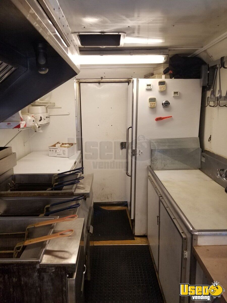 2008 Wells Cargo Trailer All-purpose Food Trailer Cabinets Ohio for Sale - 4