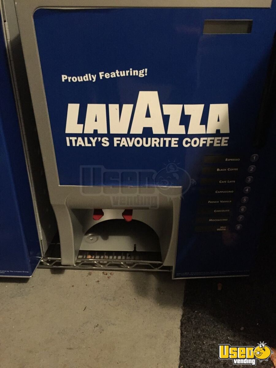 2008 Xse120v Coffee Vending Machine 2 New York for Sale - 2