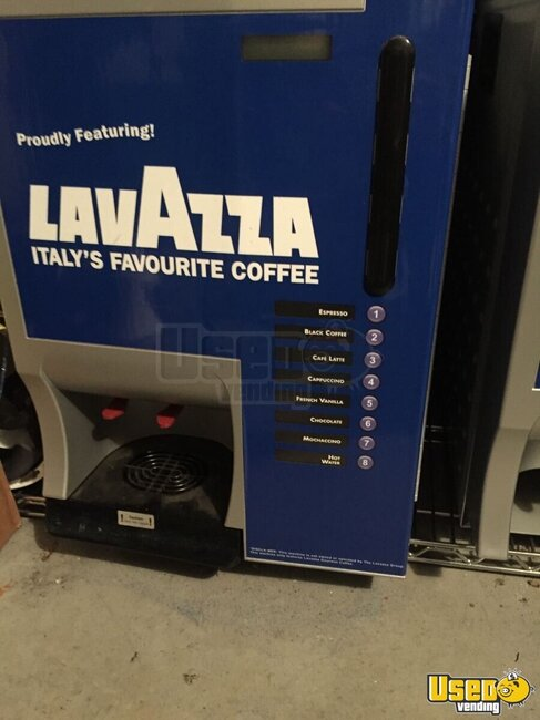 2008 Xse120v Coffee Vending Machine New York for Sale